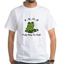 FROG Fully Rely On God Shirt