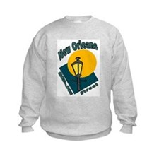 New Orleans Art Sweatshirt