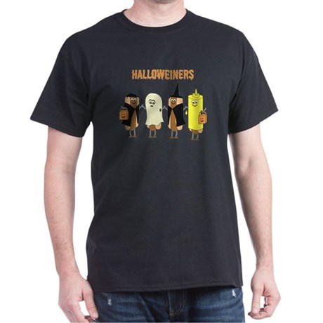 Halloweiners Dark T-Shirt