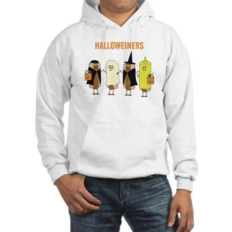 Halloweiners Hooded Sweatshirt