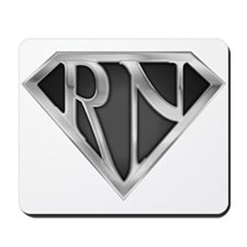 Super RN - Metal Mousepad