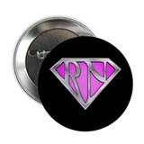"Super RN - Pink 2.25"" Button (10 pack)"