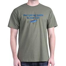 Tackle Box Sharing T-Shirt