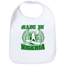 Made in Nigeria Bib