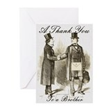 Thank you, Masonically Greeting Cards (Pk of 20)