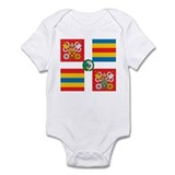 Swiss Guard Banner Onesie