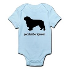 Got Clumber Spaniel? Infant Bodysuit