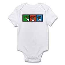 Jack Russells! Infant Bodysuit