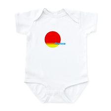 Clarissa Infant Bodysuit