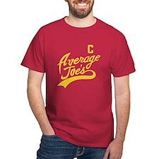 Average Joe's Gold T-Shirt