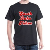 Retro South Lake T.. (Red) T-Shirt