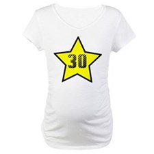 30th Birthday Star Shirt
