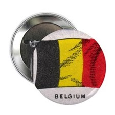 "Flag of Belguim 2.25"" Button (10 pack)"