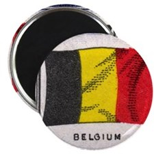 Flag of Belguim Magnet