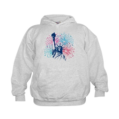 4th Of July Kids Hoodie