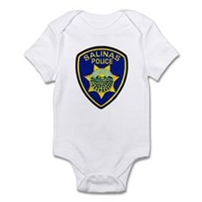 Salinas Police Infant Bodysuit