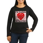 Test Drive Women's Long Sleeve Dark T-Shirt