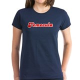Retro Temecula (Red) Tee