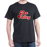 Retro The Valley (Red) T-Shirt