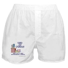 Wake me for Kindergarten Boxer Shorts