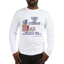 Wake me for Kindergarten Long Sleeve T-Shirt