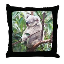 Koala Throw Pillow 1