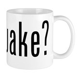 got wake? Small Mug