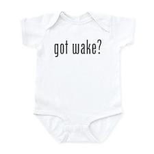 got wake? Onesie