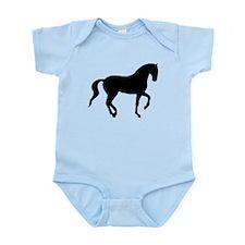 Piaffe Horse Infant Bodysuit