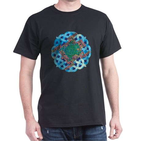 Celtic Turtle Dark T-Shirt