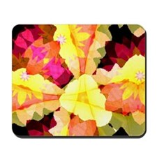 Bright Flowers Mousepad