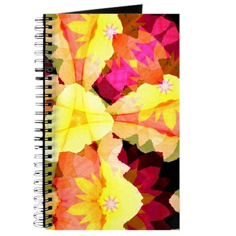 Bright Flowers Journal