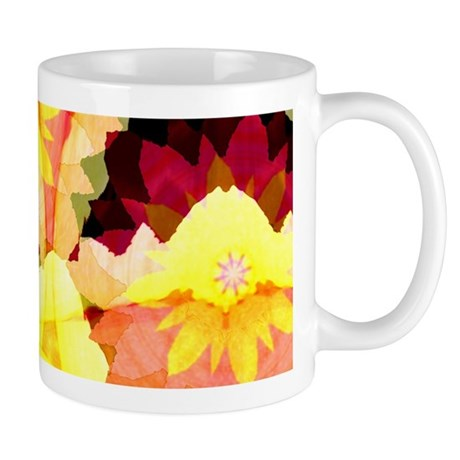 Bright Flowers Mug