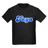 Retro Taya (Blue) T