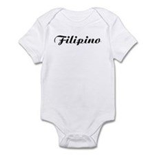 Classic Filipino Infant Bodysuit
