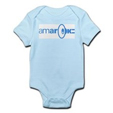 The Official amaroK Infant Creeper