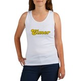 Retro Elmer (Gold) Women's Tank Top