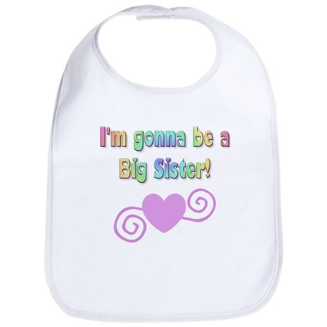 Gonna Be a Big Sister Bib