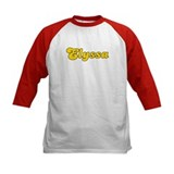 Retro Elyssa (Gold) Tee