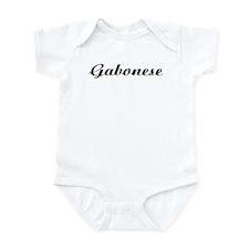 Classic Gabonese Infant Bodysuit