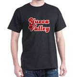 Retro Yucca Valley (Red) T-Shirt
