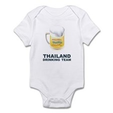 Thailand Drinking Team Infant Bodysuit