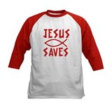 Jesus Saves! Tee