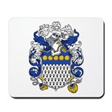 Weston Family Crest Mousepad