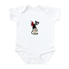Voodoodle - Fang Kitty Infant Bodysuit