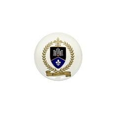 GUERRETTE Family Crest Mini Button