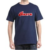 Retro Basra (Red) T-Shirt