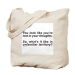 LOST IN YOUR THOUGHTS Tote Bag