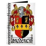 Broderick Coat of Arms Journal