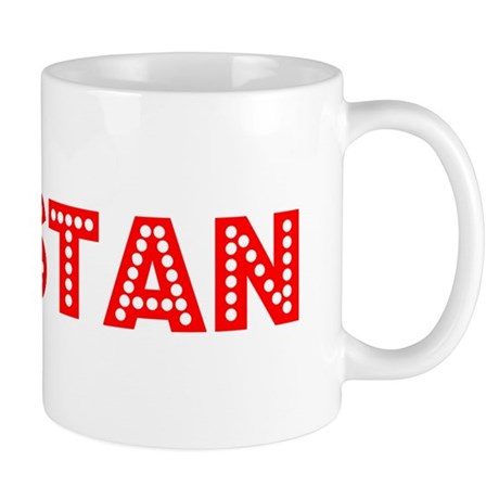 Retro Trystan (Red) Mug
